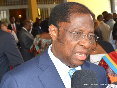 RDC : la police sera en nombre suffisant pour sécuriser les élections, assure Thambwe Mwamba