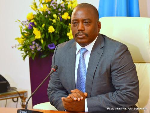 Joseph Kabila demande aux députés de défendre le Congo et de promouvoir les intérêts de la population