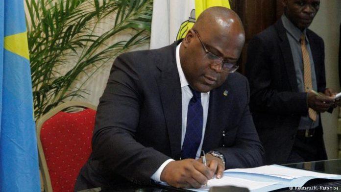 RDC: F. Tshisekedi pour l'élection directe des sénateurs et gouverneurs.