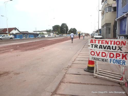 L'OVD va réhabiliter 40 km des voiries dans le cadre du programme d'urgence
