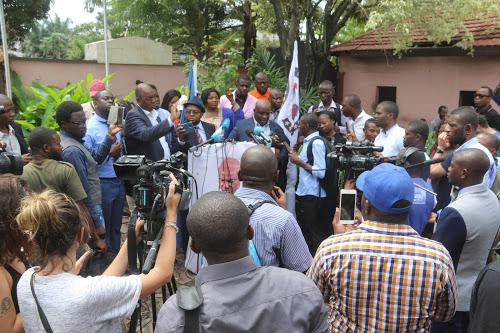 Goma: Manifestation des pro-Fayulu  pour exiger « la vérité des urnes »