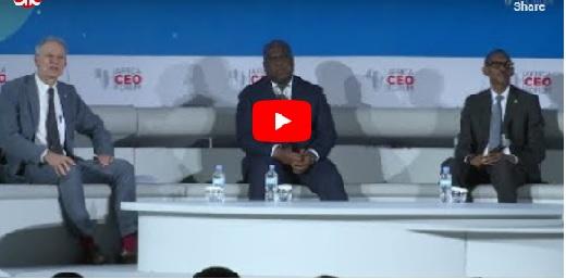 RDC: FACE A FACE FELIX TSHISEKEDI ET PAUL KAGAME