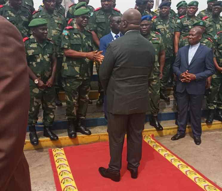 LA PROBLEMATIQUE DE LA DEFENSE NATIONALE FACE A LA RESTRUCTURATION DES FORCES ARMEES DE LA REPUBLIQUE DEMOCRATIQUE DU CONGO