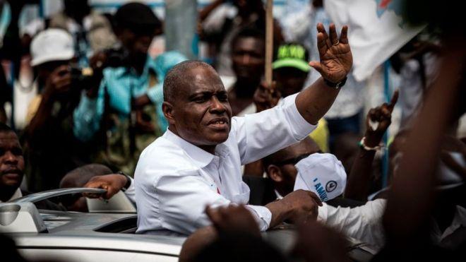 Kinshasa  : L'hôtel de ville prend acte des manifestations autour de Martin Fayulu ce dimanche.