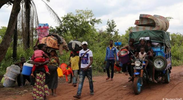 Sud-Kivu: des villages se vident après affrontements entre rebelles et FARDC à Minembwe