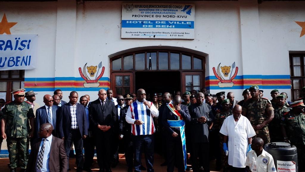 """Tshisekedi aux gouverneurs : """"vous avez l'obligation d'élaborer vos programmes respectifs en intégrant ma vision"""""""