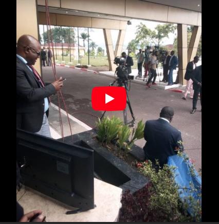 RDC:Communication très importante de la présidence de la République