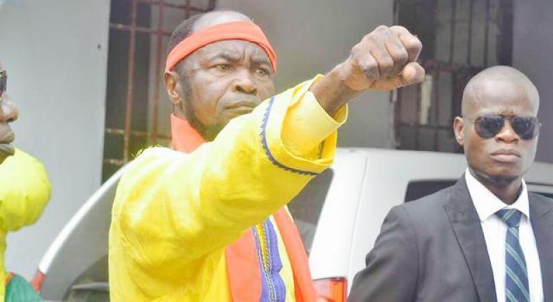 RDC : Ne Muanda Nsemi est rentré en prison