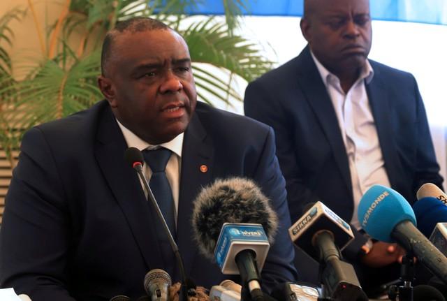 Jean-Pierre Bemba réclame 68 millions d'euros de dédommagement à la CPI.