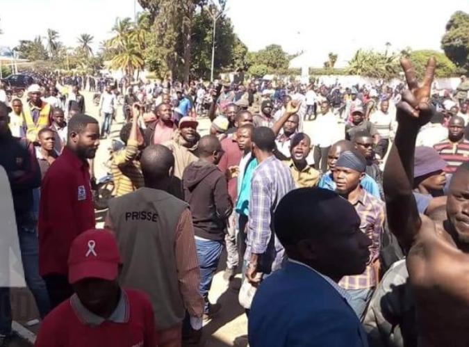Lubumbashi : Gaz lacrymogène pour disperser les militants de l'UDPS devant le siège du PPRD