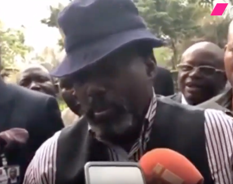 RDC:FELIX TSHISEKEDI, LA SEULE VRAIE PRIERE C'EST CHASSER KABILA .