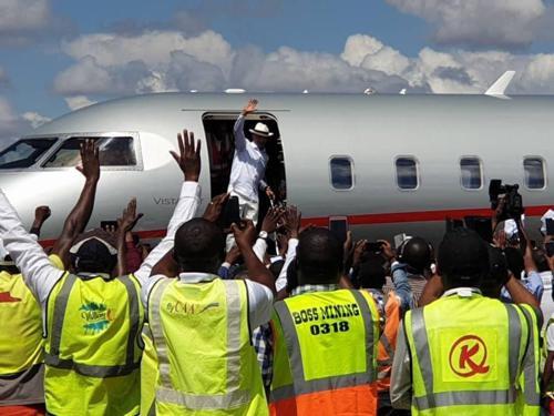 RDC : le système « Kabila bis » tente de museler Moïse Katumbi, dénonce Patrick Mundeke.