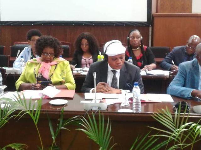 Mozambique : Jean Marc Kabund-A-kabund participe au forum parlementaire de la SADC