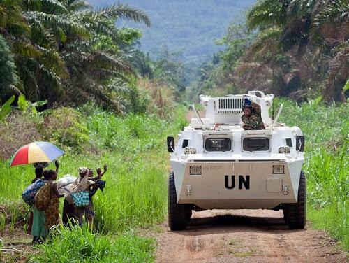 Situation sécuritaire à Beni : le porte-parole militaire de la MONUSCO accuse des manifestants manipulés.