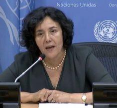 RDC: Leila Zerrougui: Les gens réclament plus de présence de l'Etat .