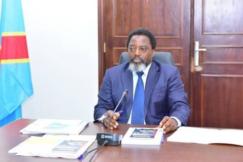 RDC : Joseph Kabila « très préoccupé de l'évolution de l'épidémie de Coronavirus ».