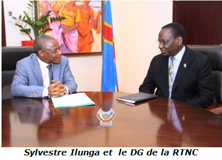 Échange entre le Premier ministre et le Directeur général de la RTNC.