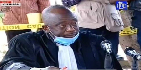 Affaire Vital Kamerhe: Le Président du tribunal de grande instance est mort ce mercredi.