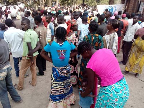 Maniema : le NRC apporte de l'assistance humanitaire aux sinistrés des inondations de mars 2020