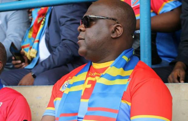 """Le chef de l'État apporte son soutien au projet """"To Tombola Ndembo"""" qui vise à développer le football congolais"""