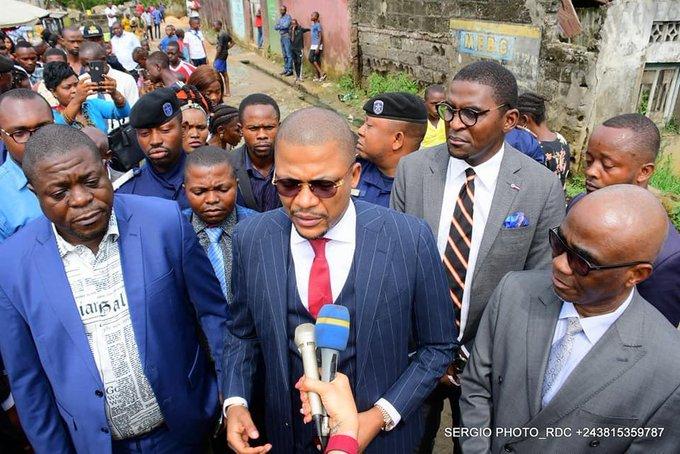 LE CONGO EN RECONSTRUCTION