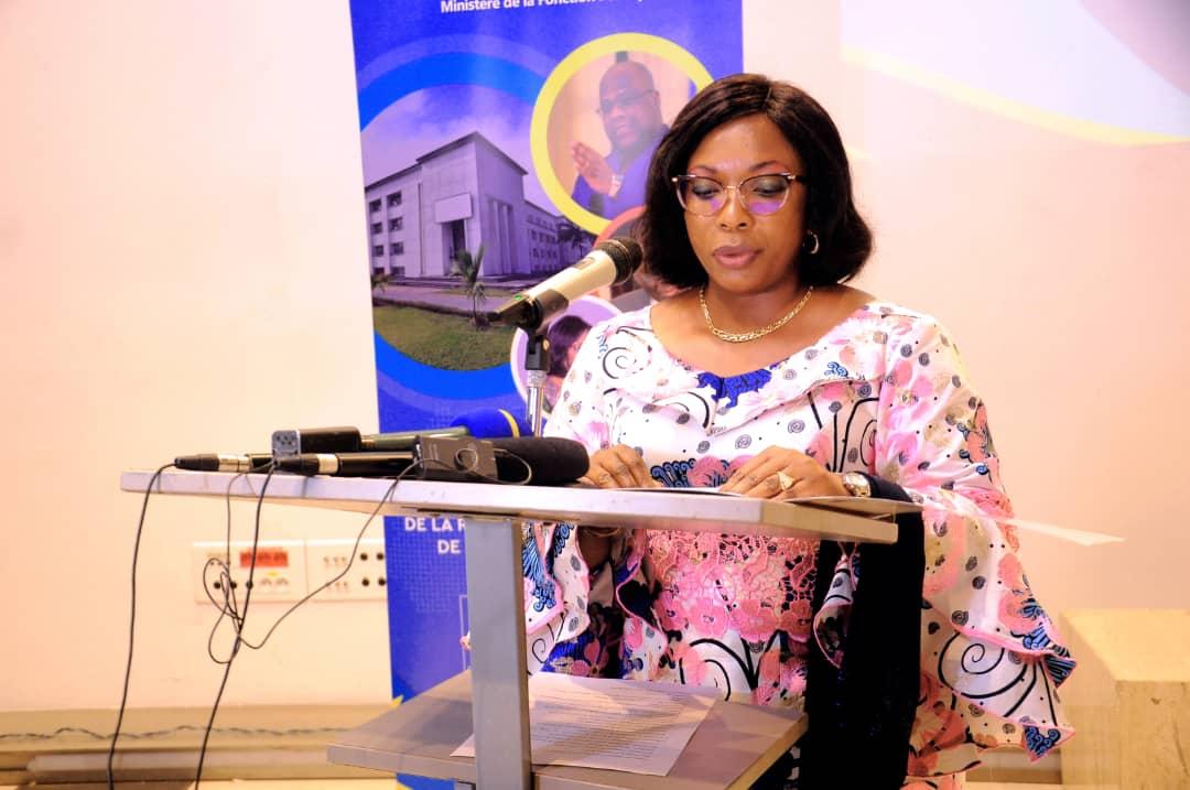 RDC : Lancement de l'atelier de la revue globale du processus de la réforme et la modernisation de l'administration publique .