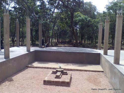 Haut-Katanga : les travaux du site touristique où Lumumba a été assassiné à l'arrêt