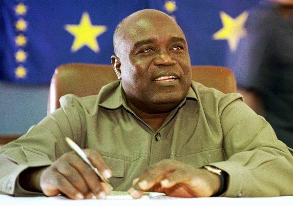 Félix Tshisekedi rend hommage à Laurent-Désiré Kabila.