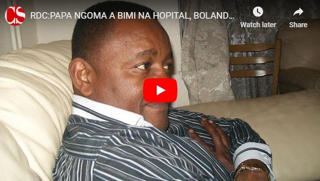 RDC:PAPA NGOMA A BIMI NA HOPITAL, BOLANDA TEMOIGNAGE NA YE .