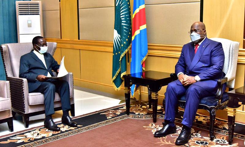 RDC : Sylvestre Ilunkamba dépose enfin sa démission