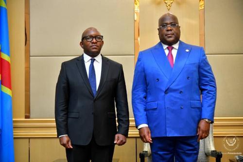 RDC : la sécurité sera le domaine prioritaire du gouvernement Sama Lukonde.