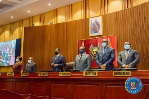 Installation du Doyen d'âge au Sénat : Le communiqué du SG établi en violation des lois, est de nul effet (Rapporteur).