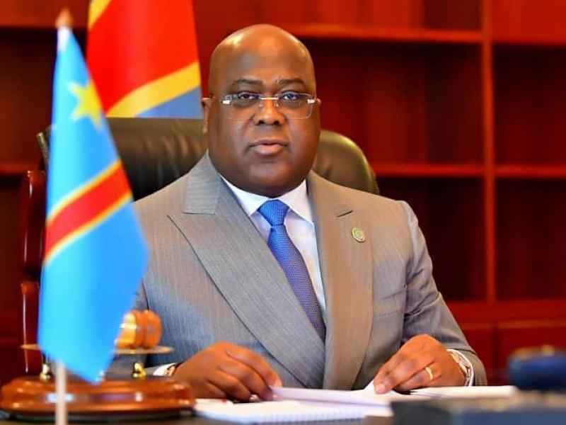 Félix Tshisekedi clôture le 34e sommet de l'Union africaine.