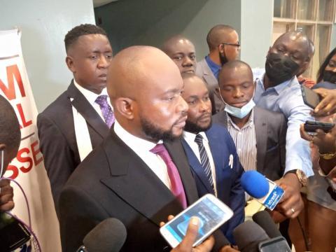 34è sommet de l'UA : Le plaidoyer du FNJ a été axé sur la création d'un fonds d'appui aux jeunes entrepreneurs (Patrick Katengo) .