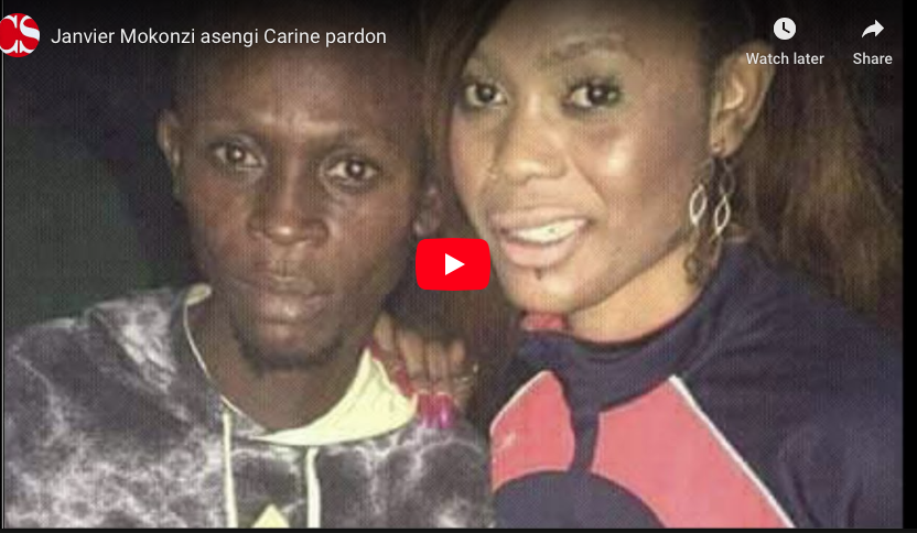 Janvier Mokonzi asengi Carine pardon