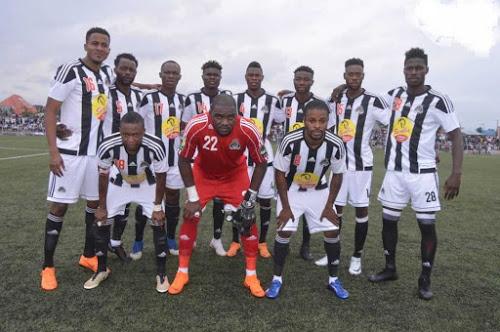 CAF-C1: TP Mazembe accroché par CR Belouizdad.