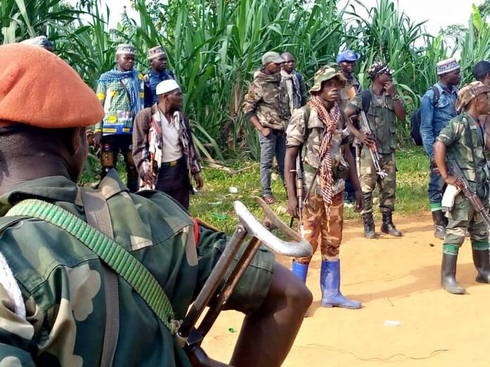 Ituri : 6 personnes tuées dans une attaque rebelle à Djugu.