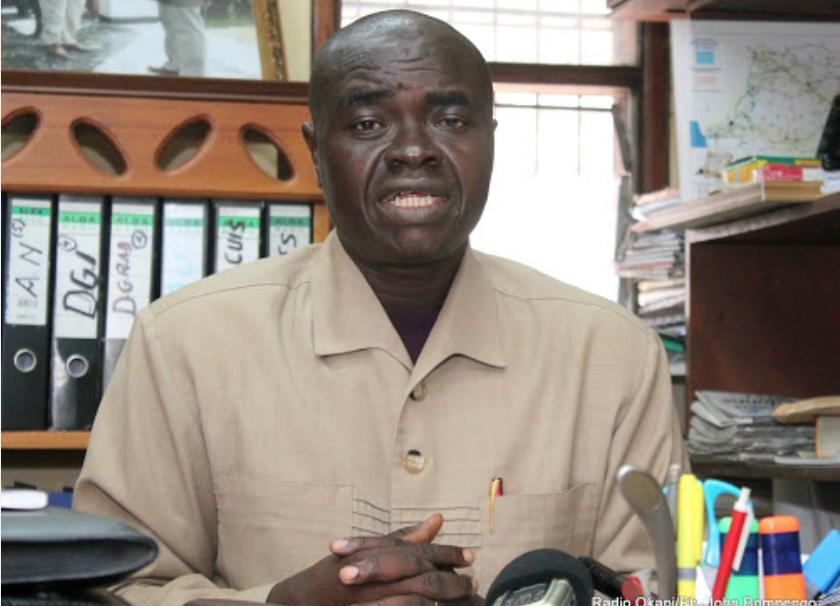 Félix Tshisekedi est légaliste, nous irons aux élections en 2023 », affirme Laurent Batumona.