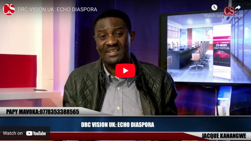 DRC VISION UK: ECHO DIASPORA