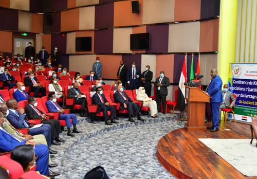 Gestion des eaux du Nil : Félix Tshisekedi encourage l'Egypte, l'Ethiopie et le Soudain à consolider le paix.