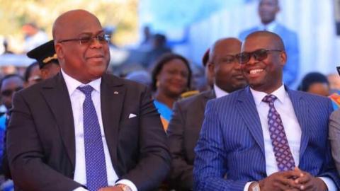 Haut-Katanga : Jacques Kyabula promet de soutenir le président Tshisekedi jusqu'en 2028.