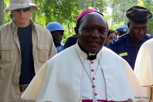 Gouvernement Sama : l'évêque de Beni-Butembo espère un changement « incessamment ».