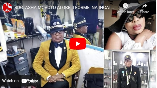 RDC: ASHA MOVOTO ALOBELI FORME, NA INGATITUDES YA BA MUSICIENS.