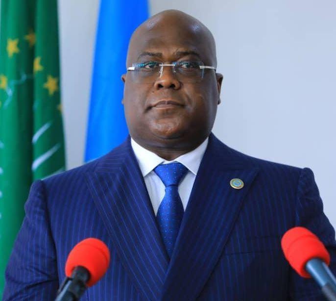 Le Chef de l'Etat  Félix Tshisekedi proclame l'état de siège de 30 jours en Ituri et dans le Nord-Kivu