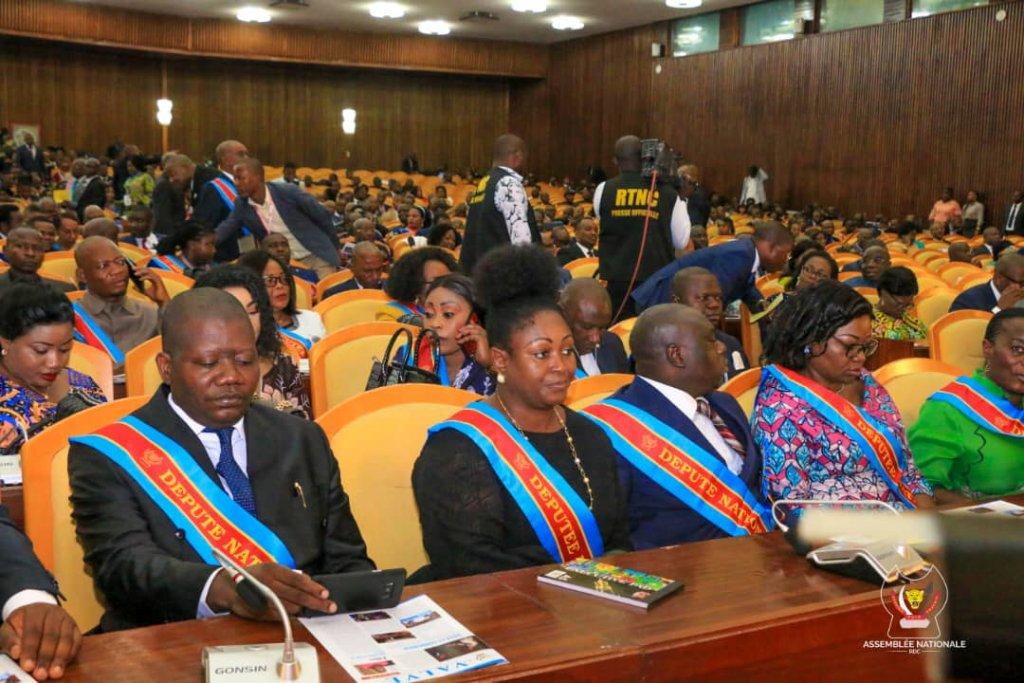 RDC: Un député provincial de l'Union Sacrée en prison pour outrage au président.