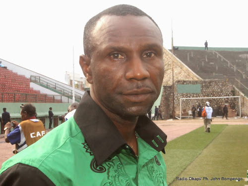 Foot-RDC: Jean Florent Ibenge quitte V. Club.