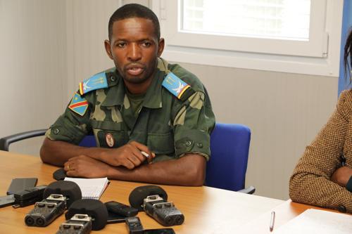 Nord-Kivu : l'armée annonce l'arrestation des militaires en séjour irrégulier à Beni.