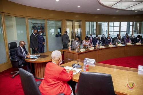 Retrait progressif de la MONUSCO : un groupe de travail gouvernement-MONUSCO mis en place.