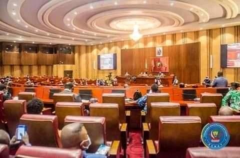 RDC: le sénat examine ce lundi en seconde lecture le projet de loi portant prorogation de l'État de siège.