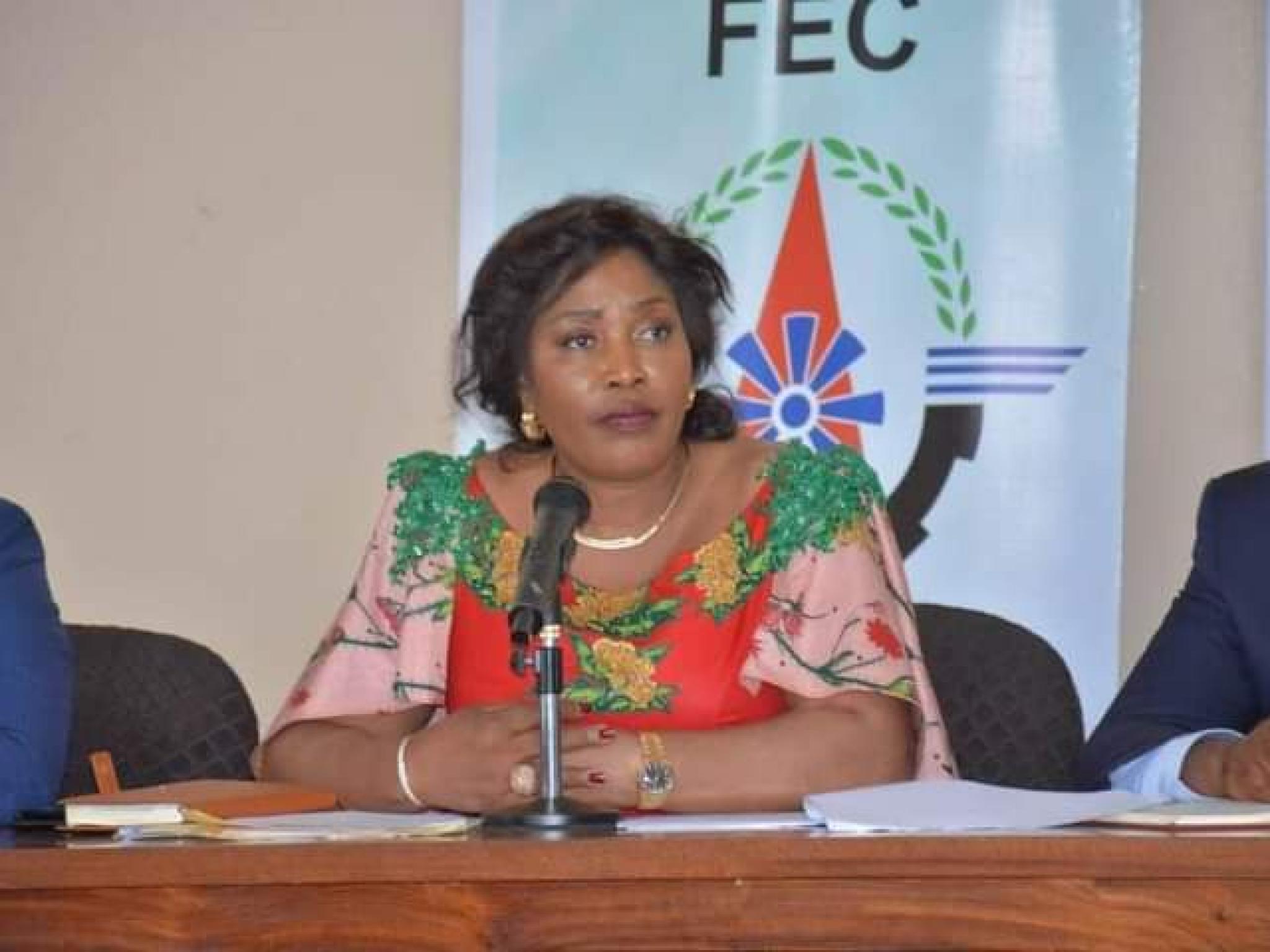 RDC : Mme Mme Pierrette Bemba n'a pas été nommée DG de la DGDA.